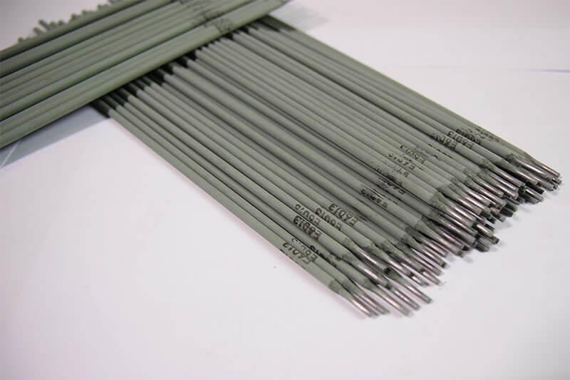 Электроды сварочные рутиловое покрытие