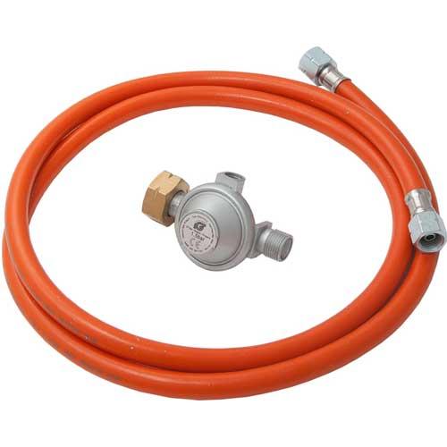 Редуктор давления и газовый шланг