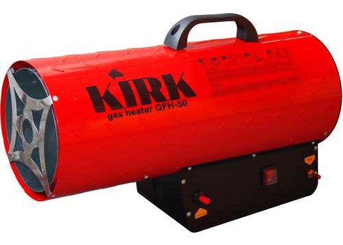 Тепловая пушка на сжиженном газу Kirk купить дешево в Москве