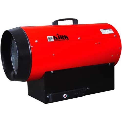 Тепловая пушка на природном газу Kirk купить дешево в Москве