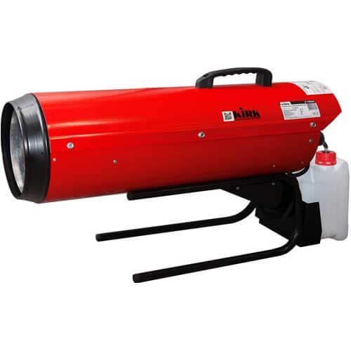Дизельная тепловая пушка с прямым нагревом Kirk купить дешево в Москве